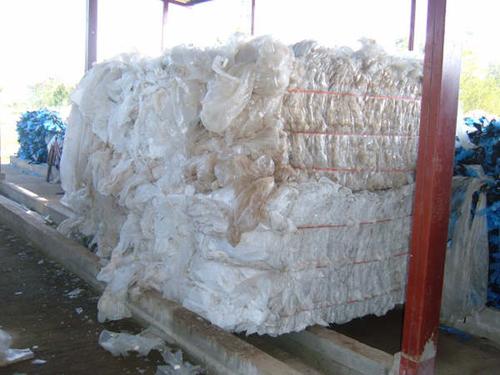 LDPE Film Baled And Rolls Scrap