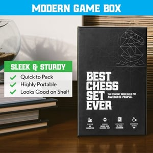 Best Chess Set Ever Game Box