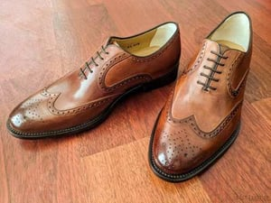 Genuine Leather Mens Shoes