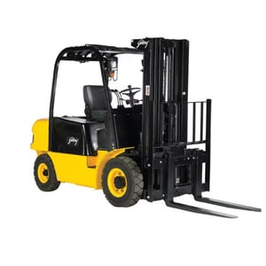 Industrial High Performance Forklift