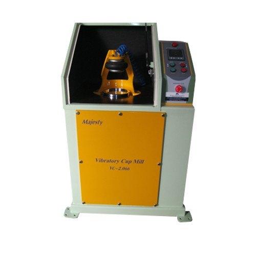 Laboratory Electric Vibratory Cup Mill