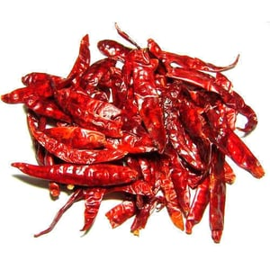 Healthy and Natural Dried Red Chilli