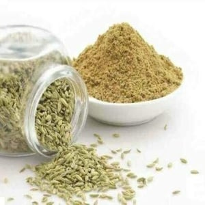 Healthy and Natural Fennel Powder