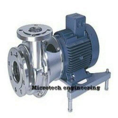 High Performance Descaling Pump