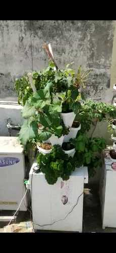 Hydroponic Stackable System