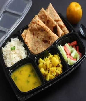 Disposable Ready Meal Box