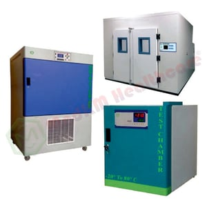 Easily Movable Test Chamber