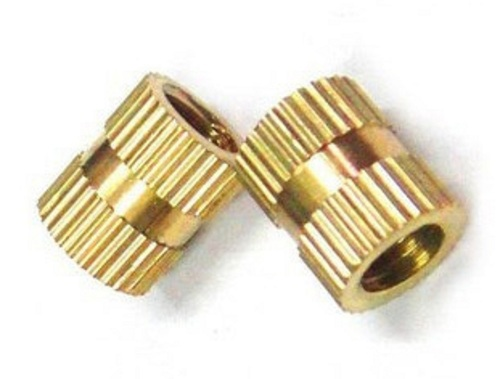 High Strength Brass Moulding Inserts