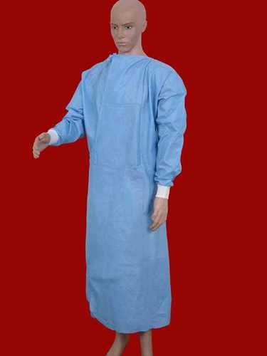 Non Woven Disposable Surgical Gown
