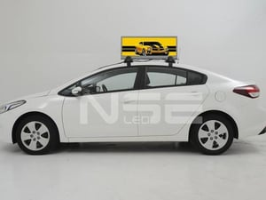 Taxi Top LED Dispaly