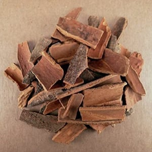 Healthy and Natural Flat Cinnamon Stick