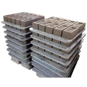 Recycled Fly Ash Brick Sheet Pallet