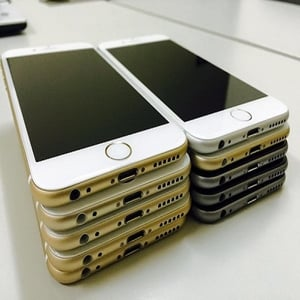 Cheap Refurbished iPhones with 12 Months Warranty