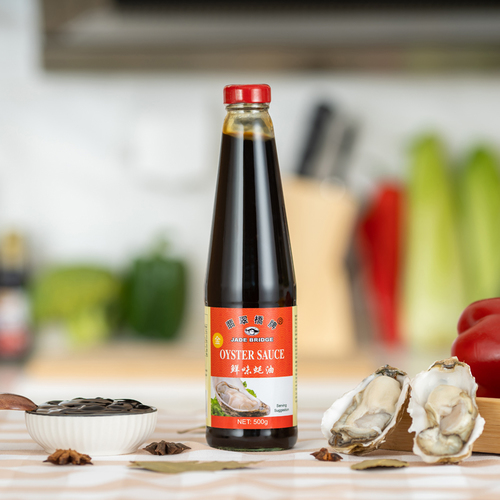 Oyster Sauce In Bottle