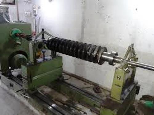 Rotor Dynamic Balancing Roller