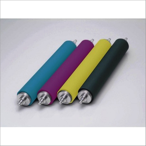 Rubber Roller With High Strength