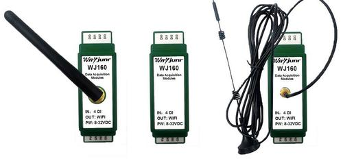 4-Channel Di Switch Detection Counter (Wifi Module Wj160)