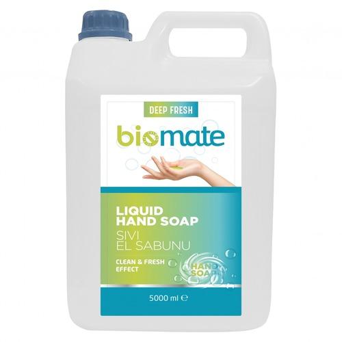Biomate Antibacterial Liquid Soap 5000ml
