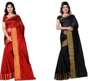 Casual Wear Saree without Blouse