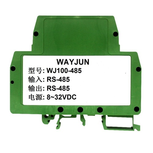 Industrial Isolated Repeater Amplifier Module (WJ100)