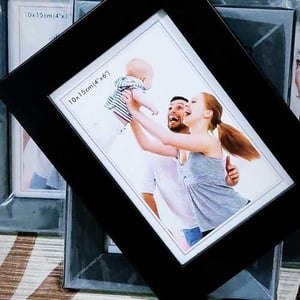 MDF Wooden Photo Frames With Glass
