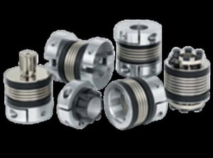 Precise Transmission Bellows Couplings