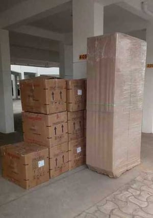 Corporate Packers And Movers