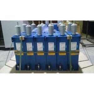 High Tension Electrical Capacitor