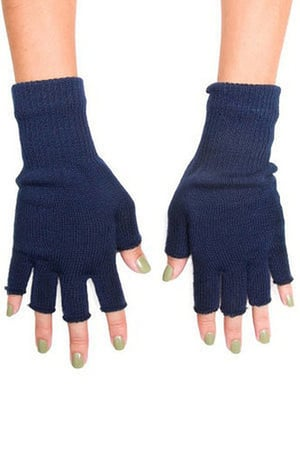 Light Weight Acrylic Knitted Gloves