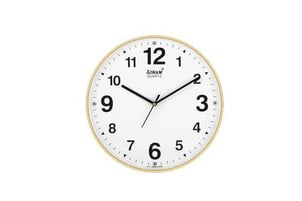 Office Wall Round Clock