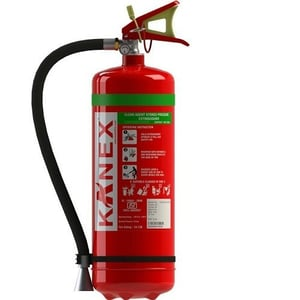 Kanex\\342\\200\\231s Clean Agent Fire Extinguishers