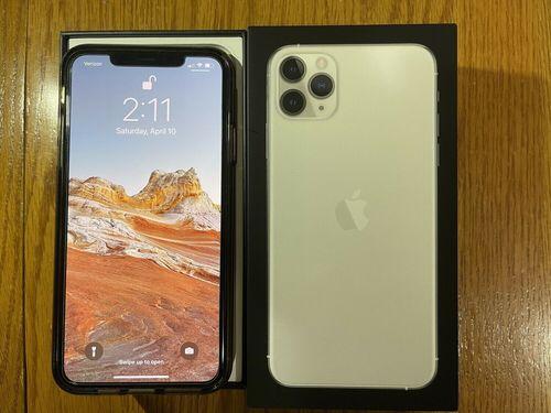 Brand New Apple iPhone 11 Pro Max Unlocked