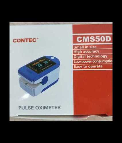 Digital Finger Pulse Oximeter