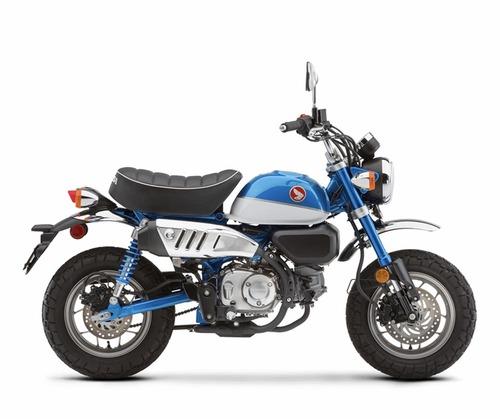 Honda Monkey Motorcycle (124.9-cc Single)