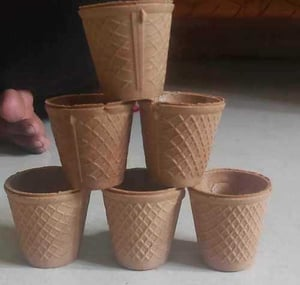 Eco Friendly Paper Baking Cup