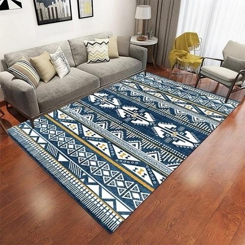 HD Digital Printed Carpet Floor Mats