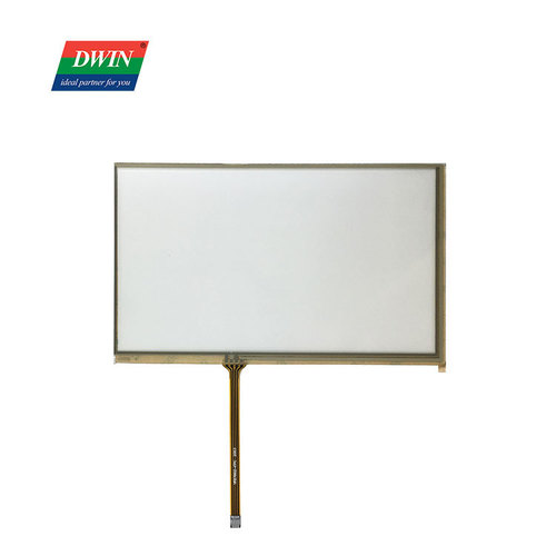 DWIN 7 Inch Resistive Touch Panel LCD Display Support Customization