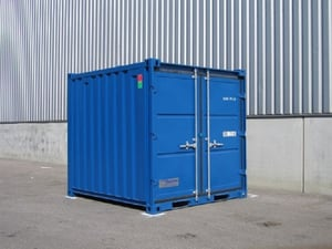 Small MS Cargo Container