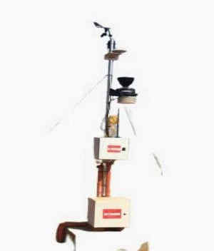 Automatic Weather Station for Industrial Application