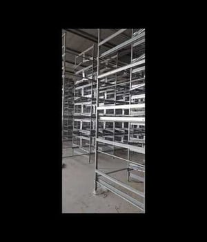 Weld Mesh Layer Chicken Cages