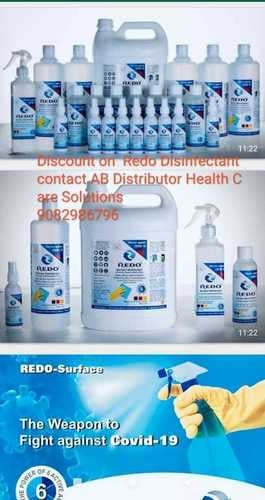Highly Effective Redo Disinfectants