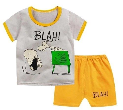 Baby T Shirt And Shorts Set
