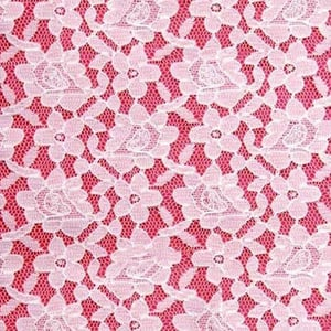 Cotton Embroidered Dry Lace Fabrics