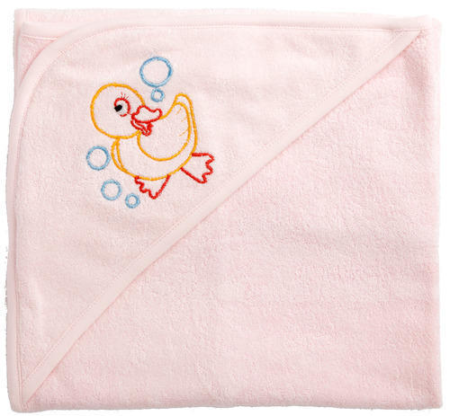 Cotton Terry Baby Hooded Towel