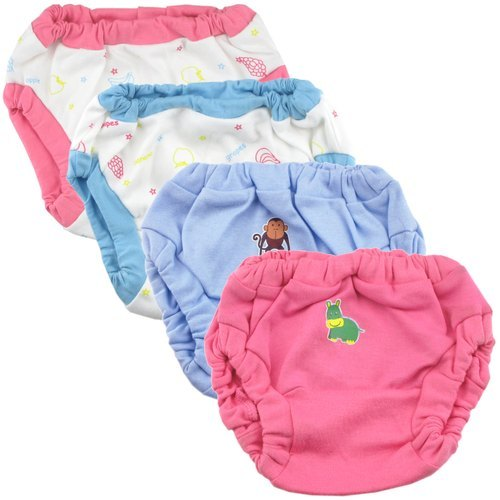 Cotton Unisex Baby Bloomers