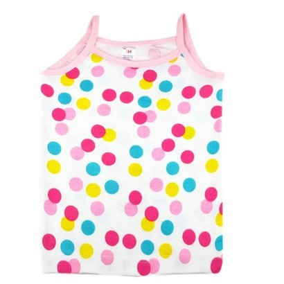 All Printed Baby Cotton Vest