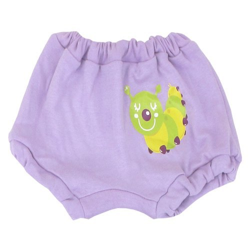 Printed Unisex Cotton Baby Bloomer