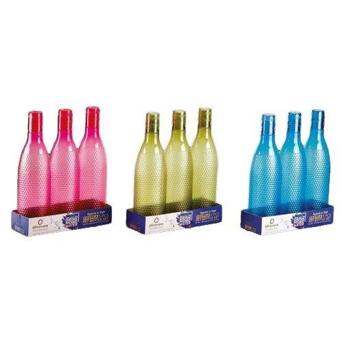 WBT28 Hony Comb Plastic Fridge Bottle