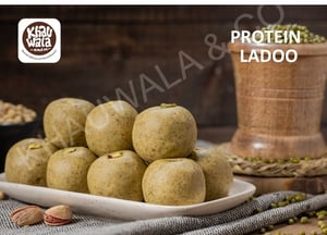 Protein Ladoo with Delicious Taste