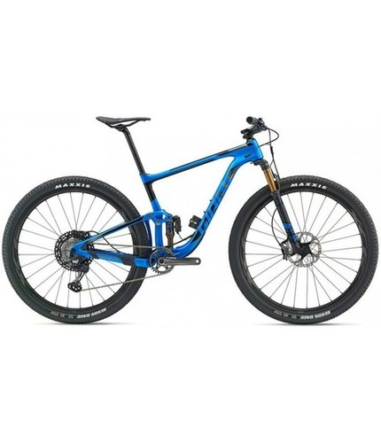 Giant Anthem Advanced Pro 29 0 - Metallic Blue Bicycle